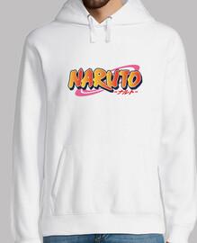Naruto Logo - Sudadera chico
