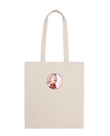 Naruto Mini Sakura - Bolsa