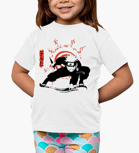 Vêtements enfant naruto uzumaki