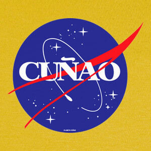 Tee-shirts Nasa Cuñao