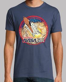 Nasa Discovery Launching 1984
