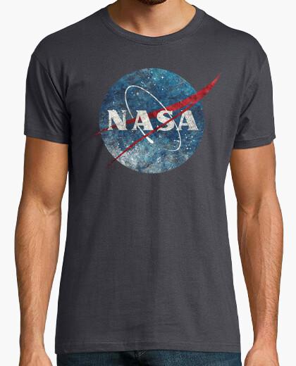 Tee-shirt NASA emblème ultra-vintage