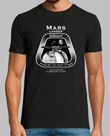 nasa insight -mars lander mission- espace