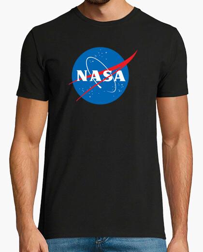 Camiseta NASA logo