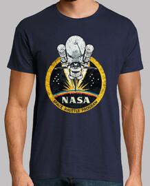 NASA programme navette spatiale emble vintage
