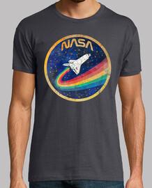 Nasa Space Rainbow