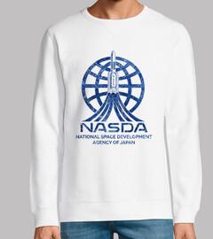 NASDA Japan Space Agency - Blue