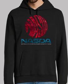 NASDA weltraum logo vintageagege e
