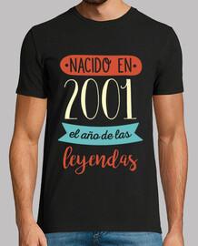nata nel 2001 l39anno del le l eye NDAS