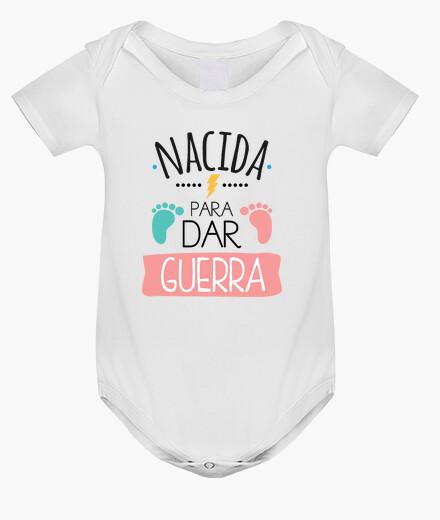 Abbigliamento bambino nata per fare la guerra