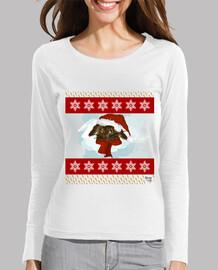 nataloso conejo - camisa de manga larga