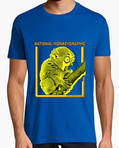Camiseta National Monkeygraphic
