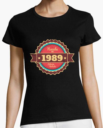T-shirt nato nel 1989 in edizione limitata