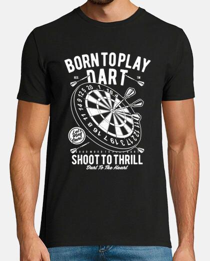 nato per giocare a dart