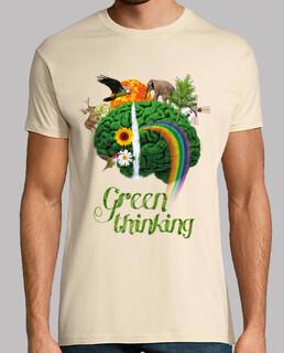 natur - grünes bewusstsein - die grüne denken