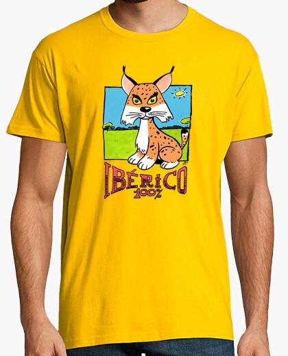 T-shirt natura - iberico
