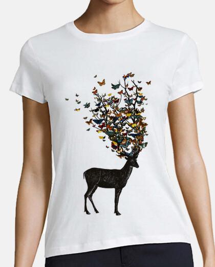 natura selvaggia t-shirt