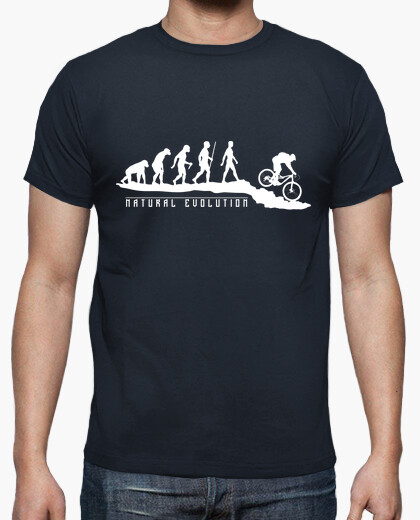 Camiseta Natural Evolution MTB