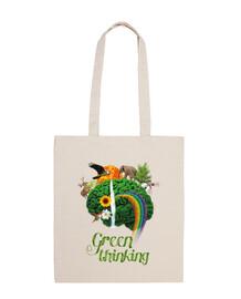 Naturaleza - Conciencia verde - Green thinking