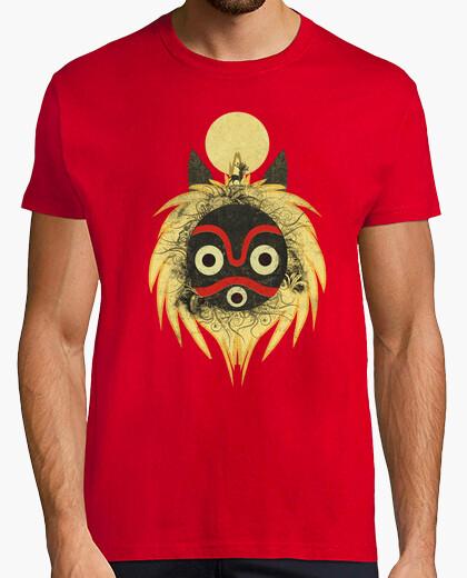 Camiseta naturaleza creciente