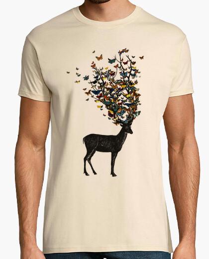 Naturaleza salvaje camiseta