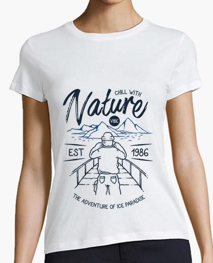 Camiseta Nature