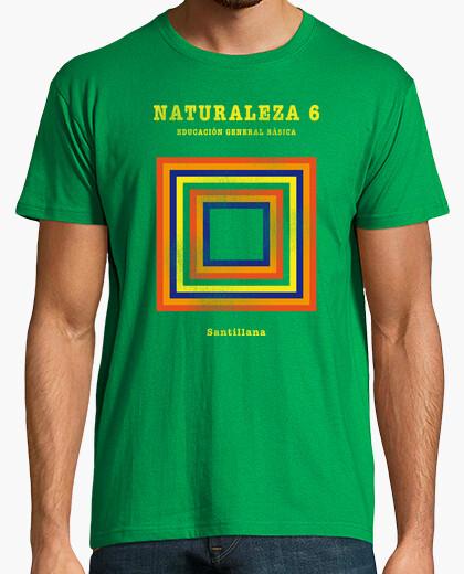 Nature 6 t-shirt