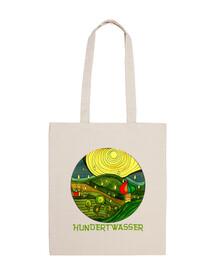 Nature by Hundertwasser