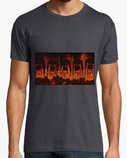 Camiseta Nausicaä apocalipsis - MorganaArt