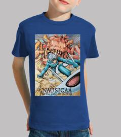 Nausicaa Flying - MorganaArt