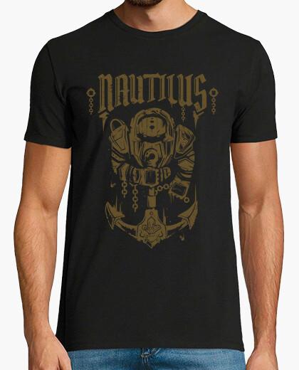 T-shirt nautilo