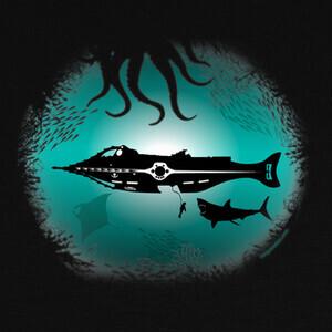 Camisetas Nautilus