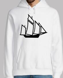 nave barca a vela