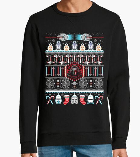 Jersey navidad despierta / guerras de las estrellas / suéter