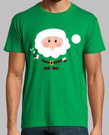 Navidad Papa Noel Elfo