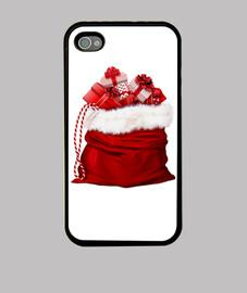 Navidad Regalos Roja