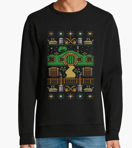 Jersey navidad shire / hobbits / feo / suéter