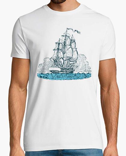 Tee-shirt navire