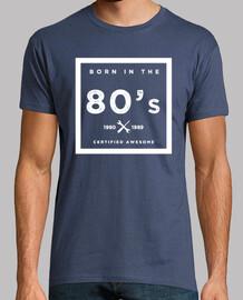 né dans les années 80