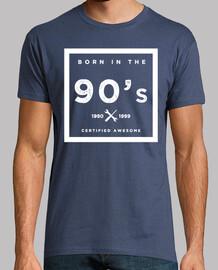 né dans les années 90