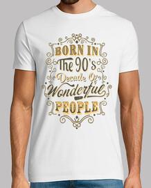 né dans les années 90 merveilleuses people