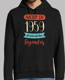 né en 1959 l39année de les légende