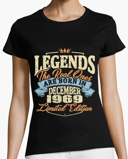 Tee-shirt né en décembre 1969
