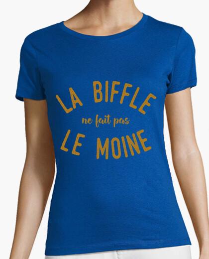 Tee-shirt ne fait pas la biffle le moyne