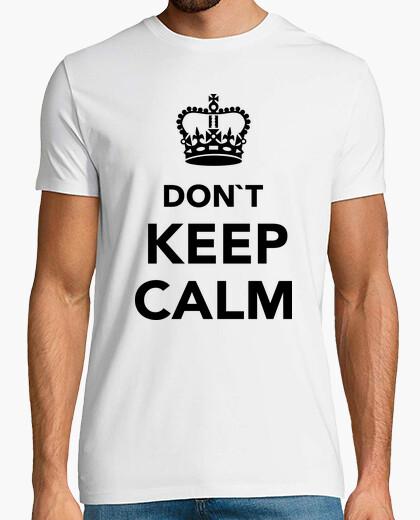 Tee-shirt ne gardez votre calme