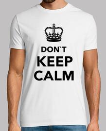 ne gardez votre calme