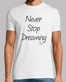 ne jamais arrêter de rêver 2 homme