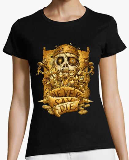 Tee-shirt Ne jamais dire mourir