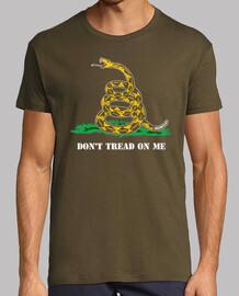 ne marchez pas sur moi t-shirt mod.3