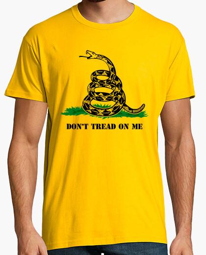 Tee-shirt ne marchez pas sur moi t-shirt mod.5